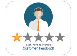 Customer Service Ratings link